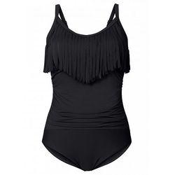 Kostium kąpielowy bonprix czarny