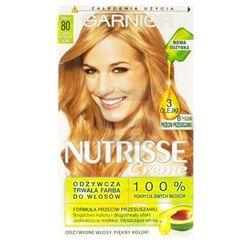 Nutrisse Creme Farba do włosów Jasny Naturalny Blond nr 80