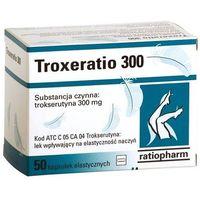 Troxeratio 300 kaps. 0.3 g 50 szt.