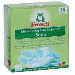 FROSCH 30szt Soda tabletki do zmywarek