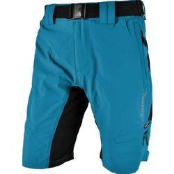 Męskie MTB rowerowe spodnie Silvini Rango MP857 lake