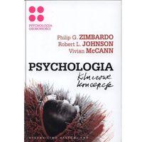 PSYCHOLOGIA KLUCZOWE KONCEPCJE TOM 4 (oprawa miękka) (Książka) (opr. miękka)