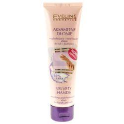 Eveline Aksamitne Dłonie Wygładzająco-nawilżający eliksir do rąk i paznokci& 100ml