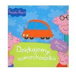Świnka Peppa Dziękujemy samochodziku