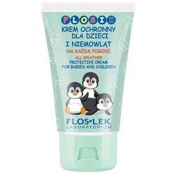 FLOS-LEK FLOSIK - Krem ochronny dla dzieci i niemowląt na każdą pogodę