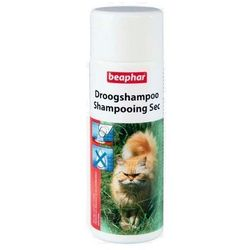 Beaphar Grooming Schampoo - suchy szampon dla kota 150g
