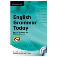 English Grammar Today / Book with CD-ROM