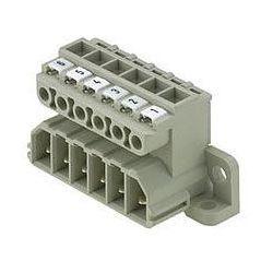 Obudowa żeńska na kabel Ilośc pinów 2 Weidmueller 1612840000 Raster: 7.00 mm 10 szt.