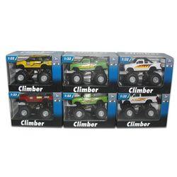 Teama Climber Monster truck 1:32 mix kolorów mix
