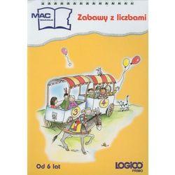 Logico Primo Zabawy z liczbami od 6 lat. edukacja wczesnoszkolna (opr. miękka)