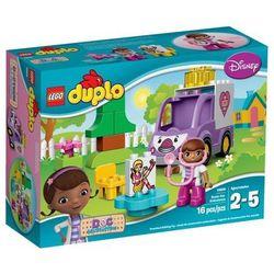 Lego Duplo Klinika dla pluszaków Karetka
