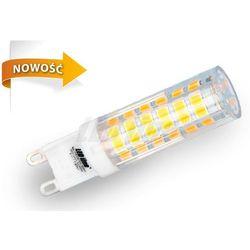 LED line Żarówka LED G9 SMD 6W (60W) 550lm 230V barwa ciepła 245947