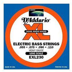 D′Addario EXL 230 struny do gitary basowej 55-110