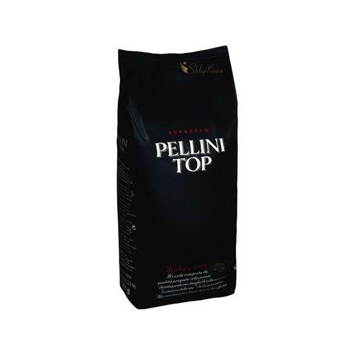 Kawa ziarnista Pellini Top 1kg - ŚWIEŻA paczkomaty 9 zł wysyłka 24h