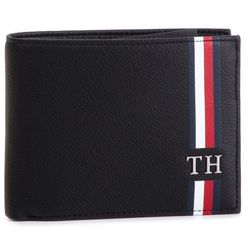 2c8be573345ee Duży Portfel Męski TOMMY HILFIGER - Th Corporate Cc Flap And Coin  AM0AM04559 002
