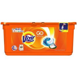 VIZIR 806,4g Go Pods Alpine Fresh Kapsułki do prania (32 prania)