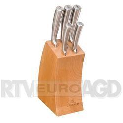 Gerlach 991C - zestaw 5 noży w bloku