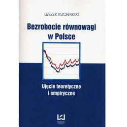 EBOOK Bezrobocie równowagi w Polsce
