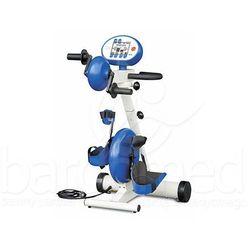 MOTOmed viva 2 zestaw do treningu pasywnego i aktywnego nóg i rąk + prowadnice do podudzi + zapięcia stóp