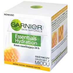 Garnier Essentials Hydration Krem nawilżający 24h 50 ml