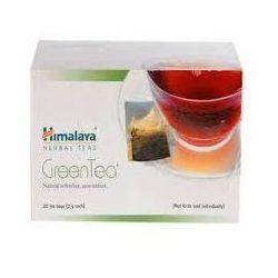 Zielona herbata Camellia sinensis o wyjatkowym smaku w saszetkach 20g (10x2g) Himalaya Herbals