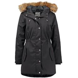 Sparkz ADELYN Płaszcz zimowy black