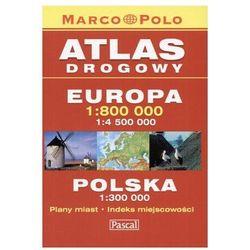Atlas drogowy. Europa, Polska