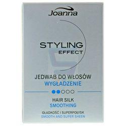 Joanna Styling Effect Jedwab do włosów Wygładzenie 15 ml