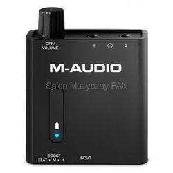 Wzmacniacz słuchawkowy M-Audio Bass Traveler