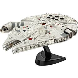 Model do złożenia Revell 03600, Millenium Falcon, 20 części, z filmu Star Wars Przebudzenie Mocy
