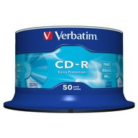 Płyta cd Verbatim CD-R 700mb cake 50