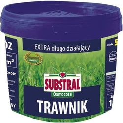 SUBSTRAL Osmocote do TRAWNIKA 15kg
