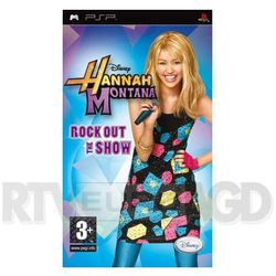 Hannah Montana: Rock Out Show (PSP)
