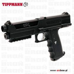 Pistolet na kule pieprzowe i gumowe Tippmann TiPX cal .68 - W komplecie 2 magazynki, wycior, smar silikonowy.