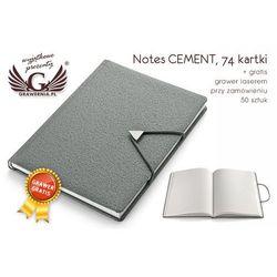 Notes CEMENT, 74 kartki