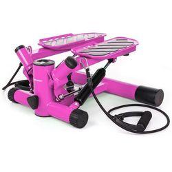 Stepper Skrętny z regulacją HS-30S Hop Sport (różowy)