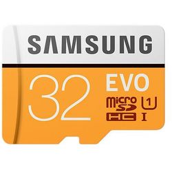 Karta MicroSD Samsung MB-MP32GA/EU EVO mSD +Adapter - MB-MP32GA/EU - MB-MP32GA/EU Darmowy odbiór w 20 miastach!