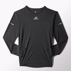 Koszulka biegowa adidas Sequencials Climalite Running Long Slevee T-Shirt S03018