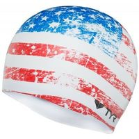 TYR CZEPEK OLD GLORY FLAG CAP WHITE