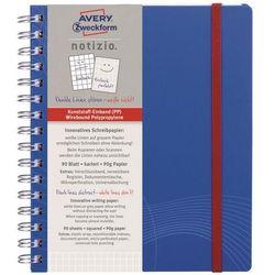 Kołozeszyt Avery Zweckform Notizio Standard 7033 A5/80k. kratka
