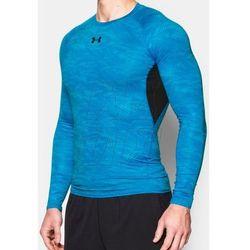 Koszulka kompresyjna Under Armour HeatGear® Armour Printed Long Sleeve Compression M 1258896-428