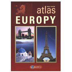 Europa Atlas drogowy 1:800 000 (opr. broszurowa)