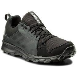Buty adidas Terrex AX2R GTX GORE TEX CM7716 NbrownCblackSbrown Buty trekkingowe męskie brązowe w eobuwie.pl