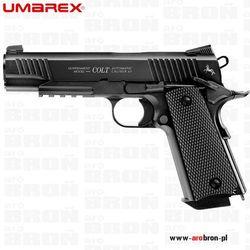 Pistolet wiatrówka COLT M45 CQBP 4,46mm BB Co2