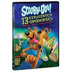 SCOOBY-DOO! 13 STRASZNYCH OPOWIEŚCI. UPIORNE HECE NA CAŁYM ŚWIECIE (2 DVD) GALAPAGOS Films 7321909319974