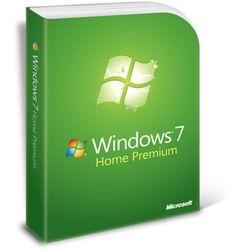 Microsoft Windows 7 Home Premium PL 32bit bez płyty
