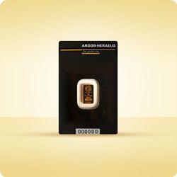 1 g sztabka złota CertiPack