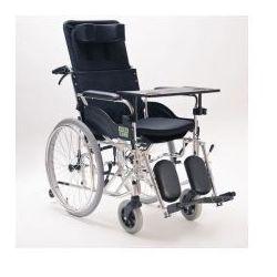Wózek inwalidzki specjalny stabilizujący plecy i głowę RECLINER VITEA CARE VCWK703