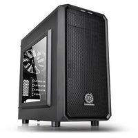 Thermaltake versa h15 microatx usb3.0 window (120 mm), czarna