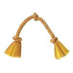 Zabawka dla zwierząt Nobby Rope Toy XXL sznurek dla psa 95cm/650g Żółta